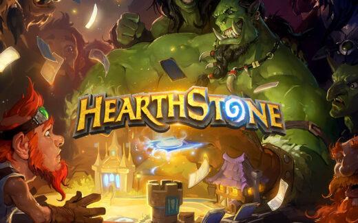 Hearthstone Banner Art - Partida