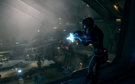 Mass Effect Andromeda - Imagem Screenshot