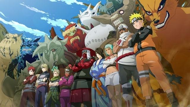 Naruto Online Imagem 03