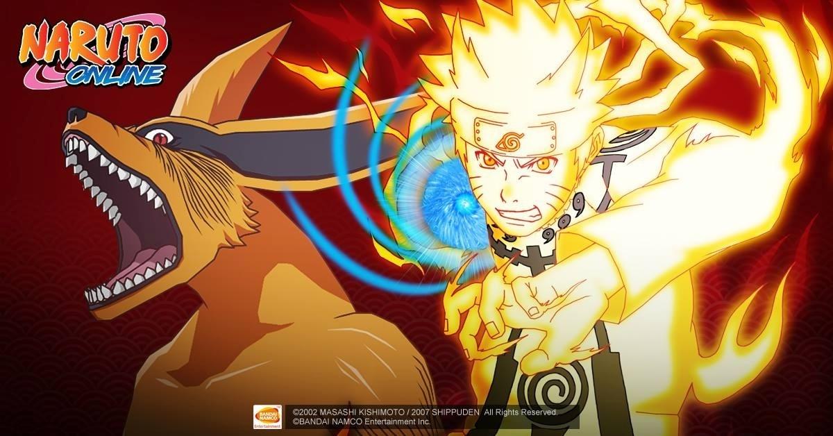 Naruto Online Imagem 04