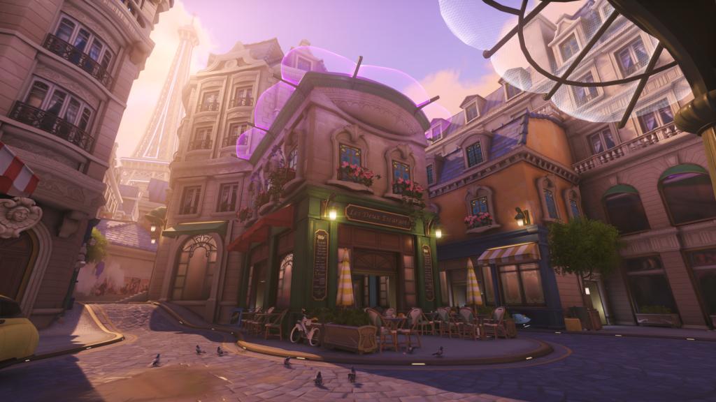 """Novo mapa de """"Overwatch"""" já está disponível"""