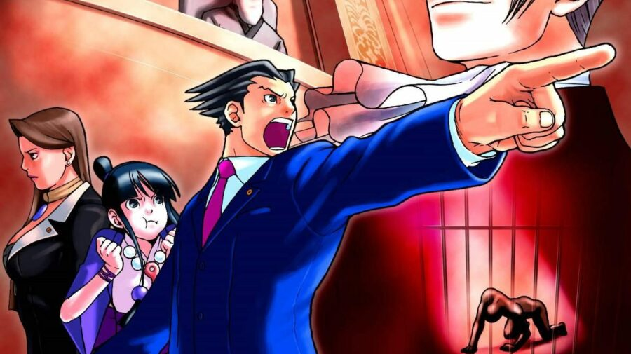 """Phoenix Wright: Ace Attorney Trilogy"" chega em abril para PC, PS4, XBO e Switch"