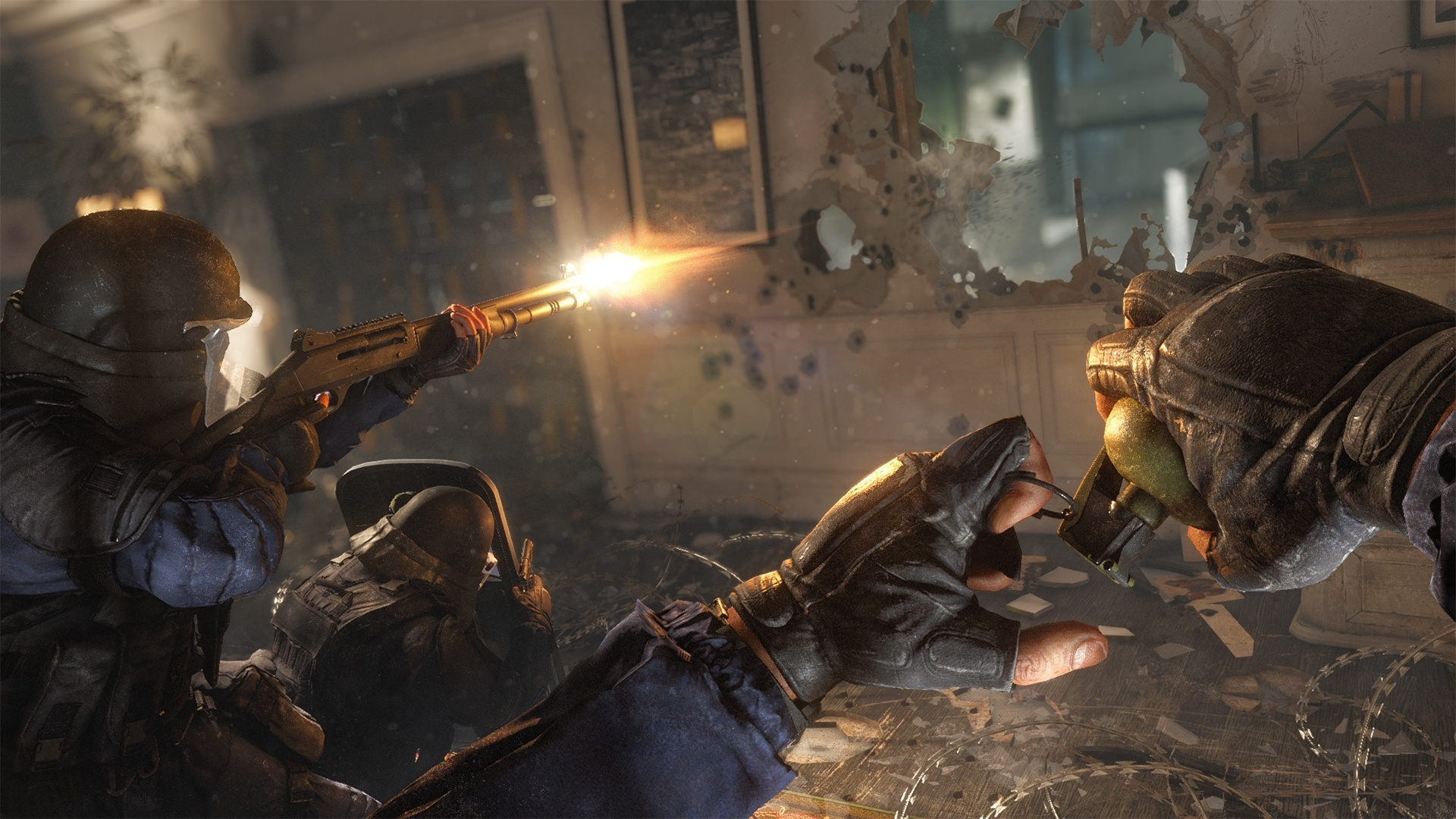 Ubisoft anuncia semana grátis de Tom Clancy's Rainbow Six Siege