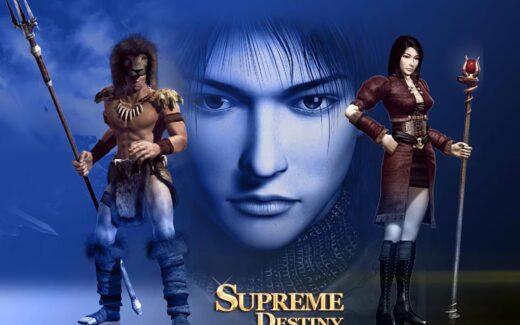 Supreme Destiny Topo