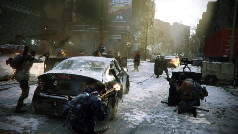 The Division - Co-op e confronto nas ruas de Nova York