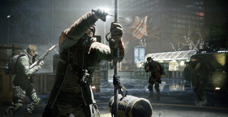 The Division - Cortando a corda de loot da Zona Cega