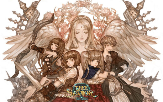 Tree of Savior - KeyArt Topo