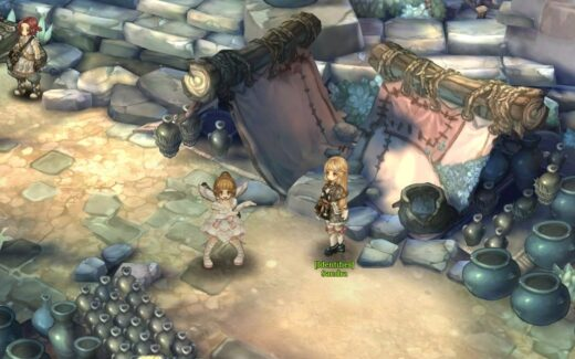 Tree of Savior - NPC Identificador