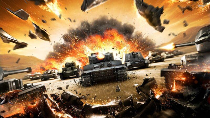 World of Tanks - Imagem 01