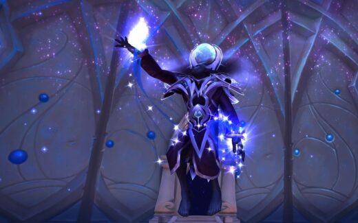 World of Warcraft Legion - Etraeus