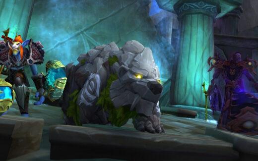 World of Warcraft Legion - Topo