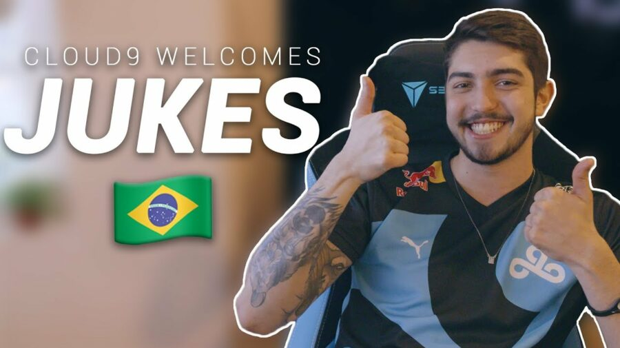Cloud9 anuncia brasileiro Jukes para o elenco de League of Legends