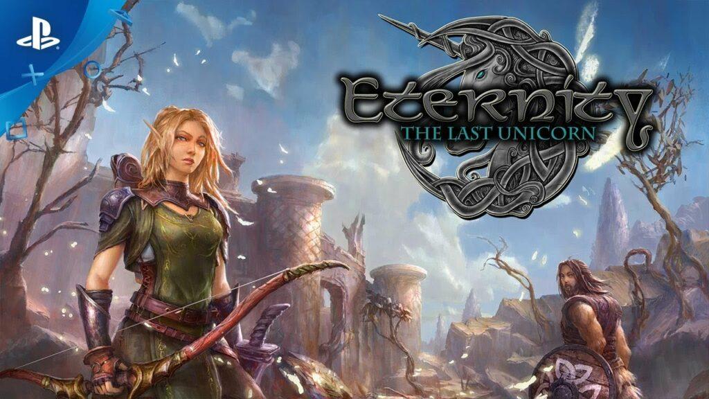 """""""Eternity: The Last Unicorn"""", produzido por desenvolvedora brasileira, será lançado no PS4"""