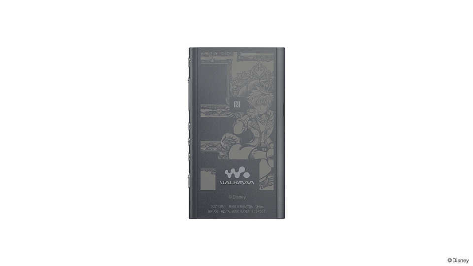 "Sony lança versão comemorativa de Walkman para homenagear ""Kingdom Hearts III"""