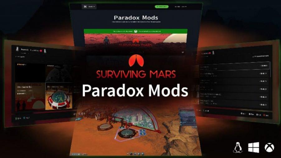 """Plataforma para Mods, """"Paradox"""" é lançada para Xbox One e PC"""