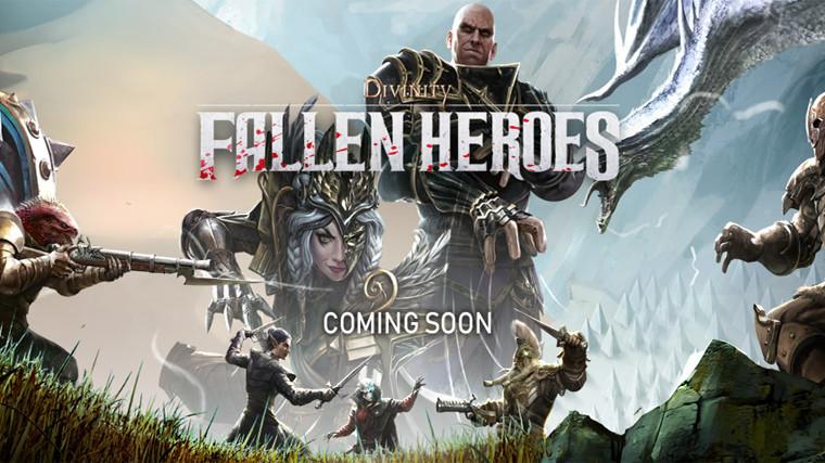 """""""Divinity: Fallen Heroes"""" será a continuação de """"Original Sin II"""""""