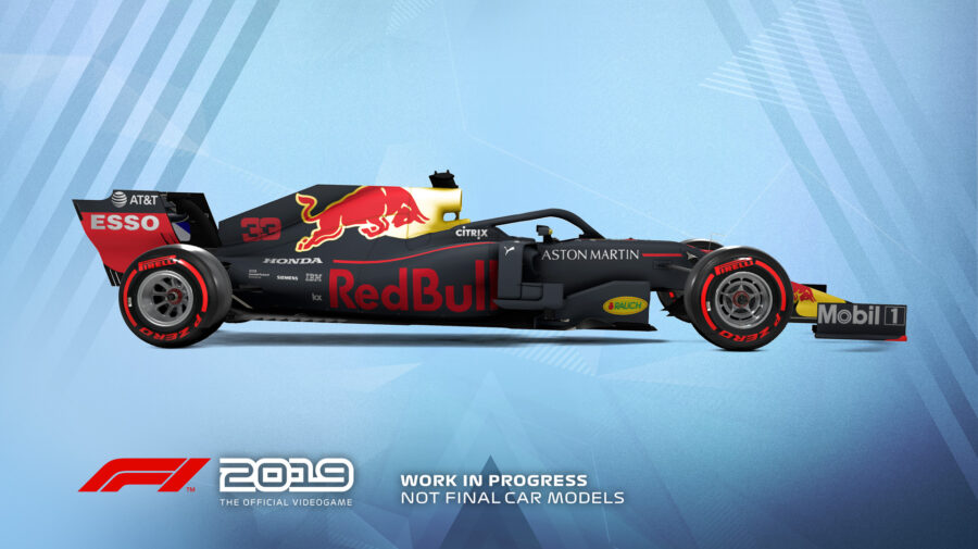 F1 2019 será lançado dois meses antes da temporada de F1