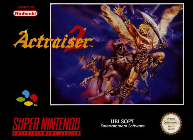 RPG lançado em 1993 exclusivo para o Super Nintendo