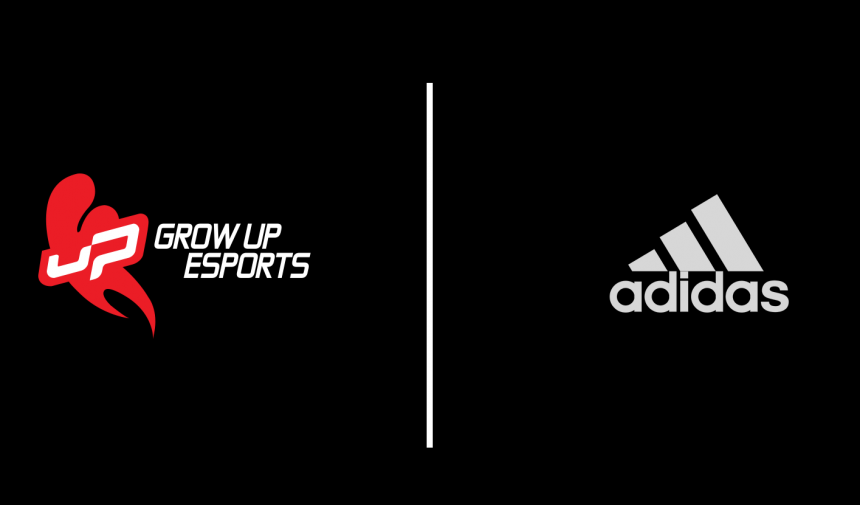 Adidas será patrocinadora da equipe Grow uP