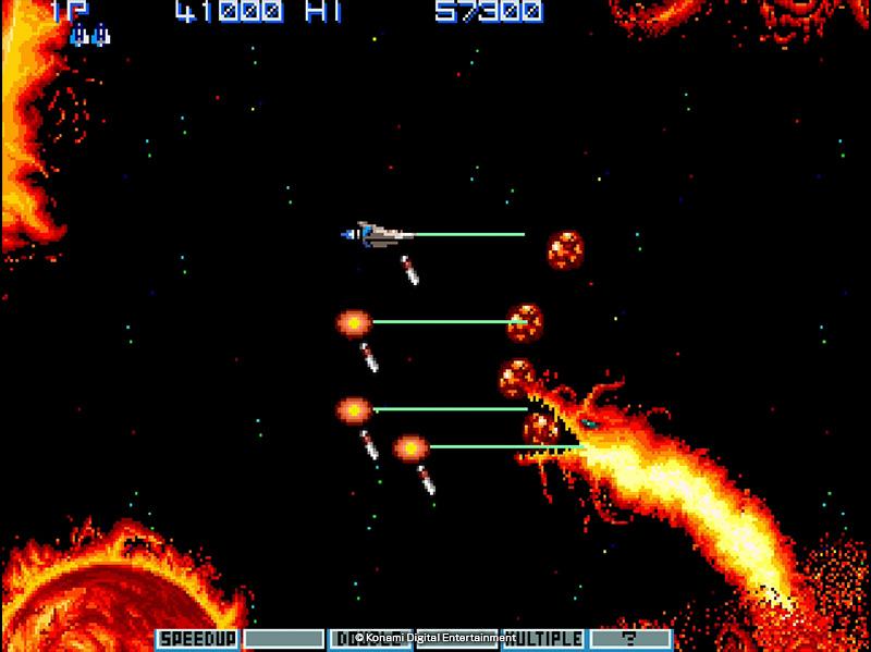 Konami comemora 50 anos com as coleções de Arcades Classics, Contra e Castlevania