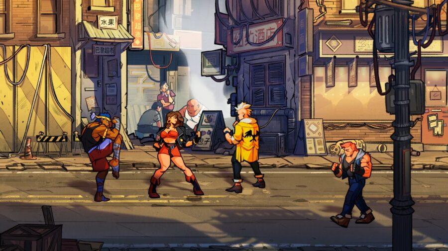 Streets of Rage 4 poderá ser jogado na PAX East!