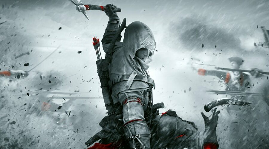 "Confira o gameplay de ""Assassin's Creed III Remastered"""