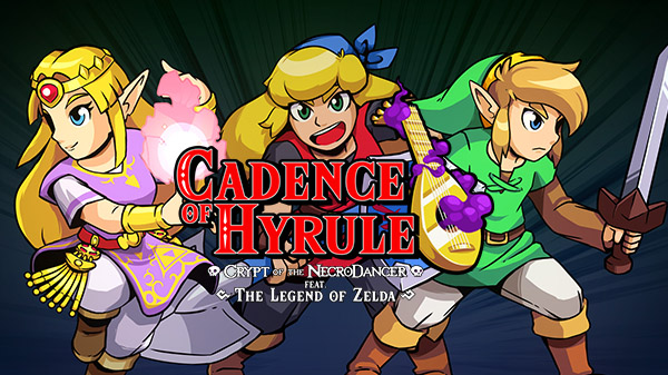 "Nintendo anuncia oficialmente ""Cadence of Hyrule: Crypt of the NecroDancer feat. The Legend of Zelda"""