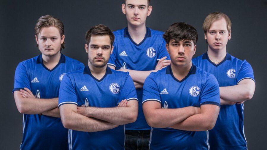 VR-Bank Westmünsterland firma parceria com Schalke 04 Esports