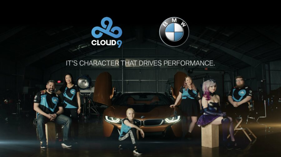 Cloud 9 anuncia parceria com BMW
