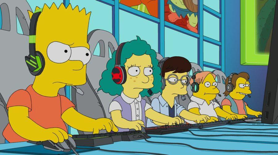 Episódio de Simpsons, focado em eSports, demonstra como a modalidade é reconhecida pelo público