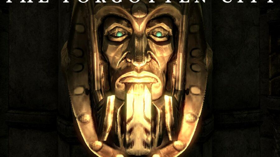 """Mod com o intuito de ser um remake de Skyrim, """"The Forgotten City"""", recebe ajuda de artista que já trabalhou na From Software"""