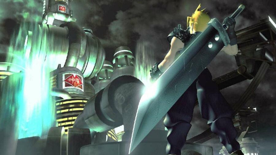 """""""Final Fantasy VII"""" finalmente é lançado para Nintendo Switch"""