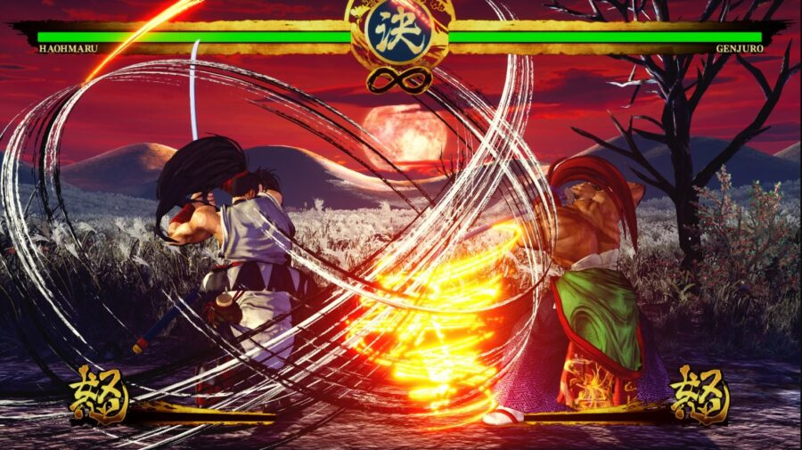Confira 40 minutos de gameplay do novo Samurai Shodown