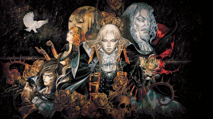 Anúncio de Castlevania Anniversary Collection é oficializado