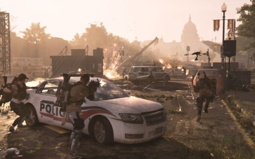 The Division 2 - Screenshot