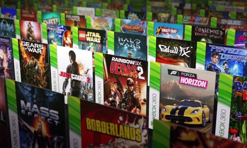 Castlevania: Harmony of Despair é o novo integrante da lista de jogos retrocompatíveis de Xbox One
