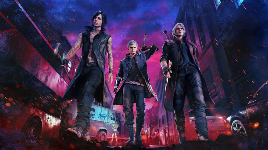 Lembrete: Devil May Cry 5 sairá do Xbox Game Pass nesta sexta (14)