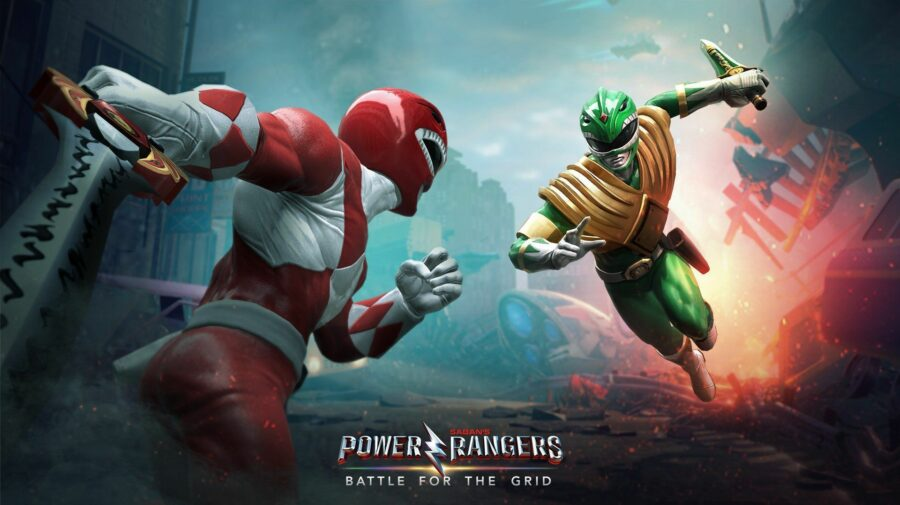 "Confira o novo gameplay de ""Power Rangers: Battle for the Grid"""