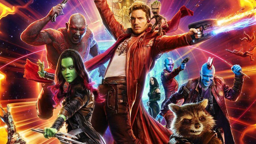 """James Gunn é recontratado para dirigir """"Guardiões da Galáxia 3"""""""