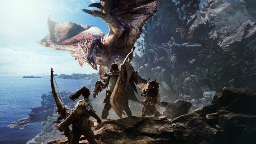 Monster Hunter: World receberá novas opções gráficas em abril