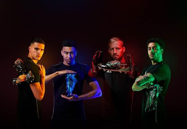Atletas da Premier League usarão chuteiras inspiradas em Anthem neste final de semana