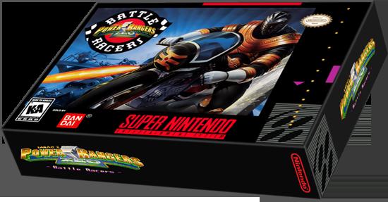 Jogo dos Power Rangers lançado em 1993
