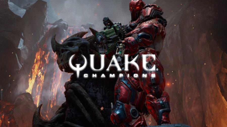 Atualização de março traz uma série de melhorias para Quake Champions