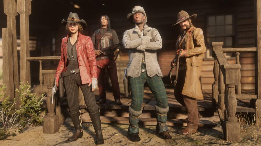 Confira as principais mudanças da nova atualização de Red Dead Online