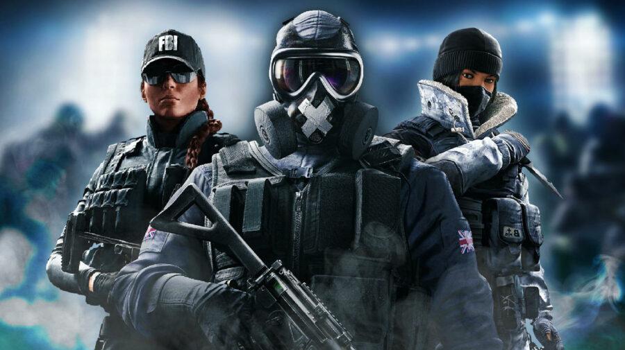 """Confiram as mudanças nas equipes do cenário competitivo de """"Rainbow Six"""""""