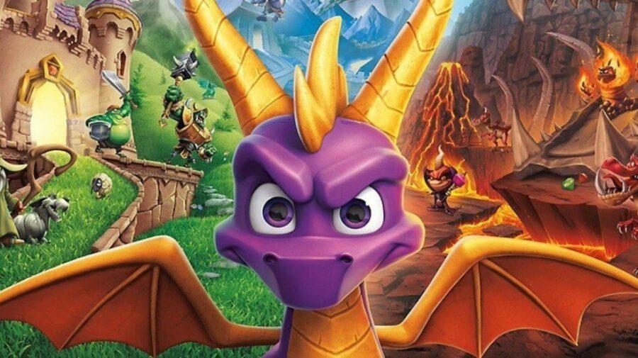 """""""Spyro Reignited Trilogy"""" finalmente recebe suporte para legendas"""