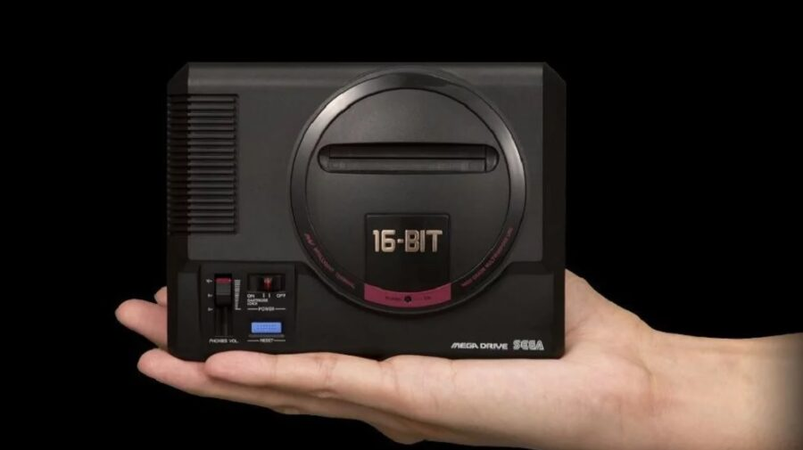 Mega Drive Mini será lançado em setembro