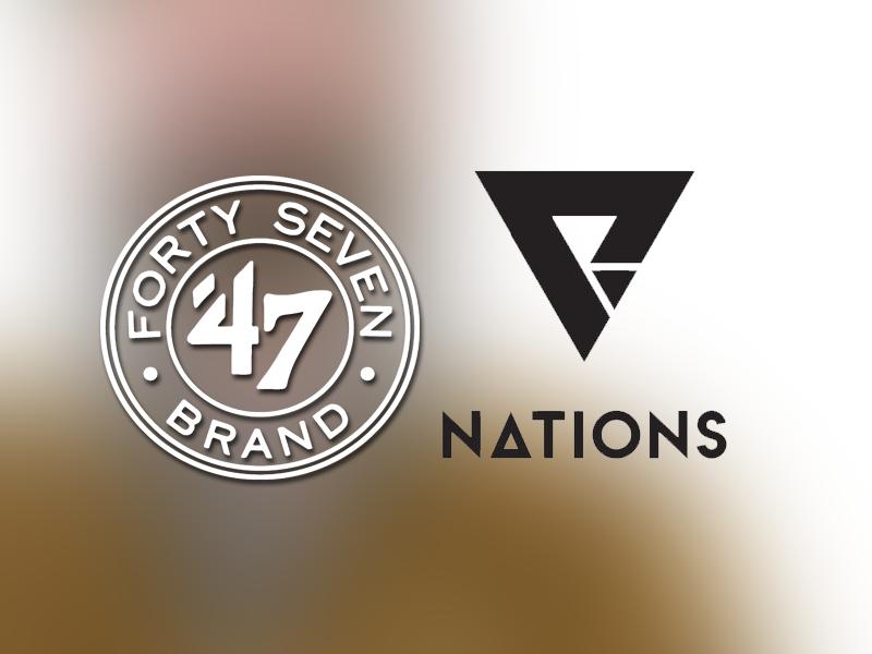 We Are Nations anuncia parceria com '47 para a fabricação de vestuário de esports