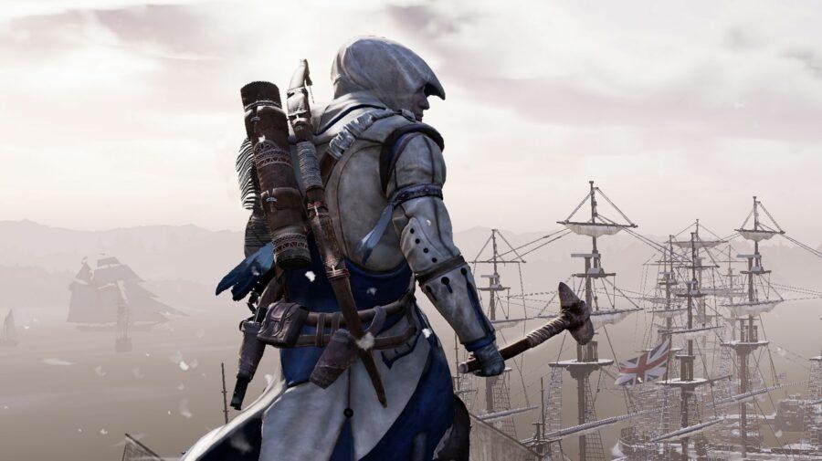 """Versão original de """"Assassin's Creed III"""" foi removida de algumas plataformas digitais"""