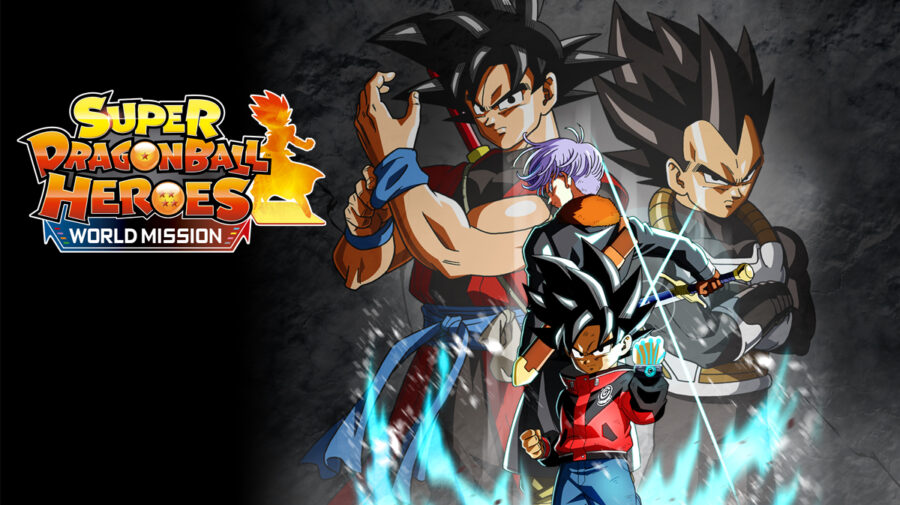 """Super Dragon Ball Heroes: World Mission"" já está disponível para PC e Nintendo Switch"